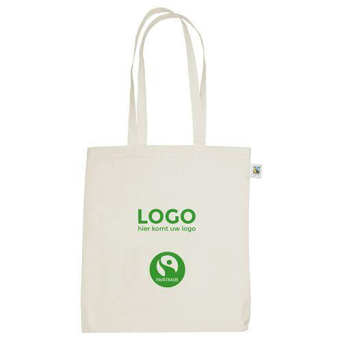 edfa8b45c4e Fairtrade katoenen tassen bedrukken | Duurzaam & Groen - Greengiving.nl