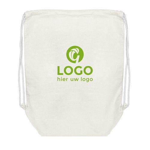 9afb18c5ed8 Eco rugzakken met logo bedrukken - Greengiving.nl